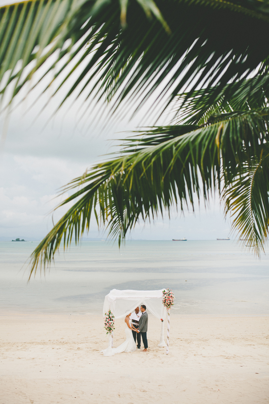 Thailand Destination Wedding Photographers