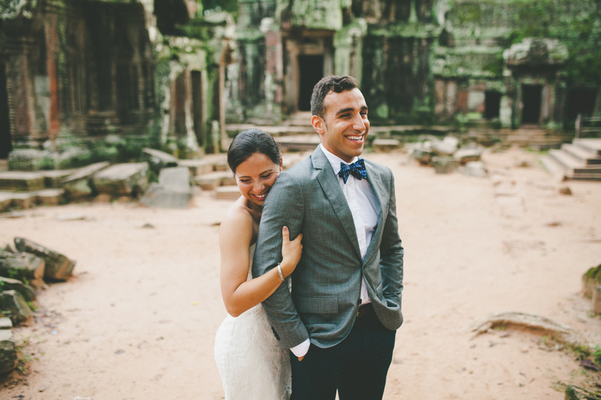 Cambodia Destination Wedding Photographers