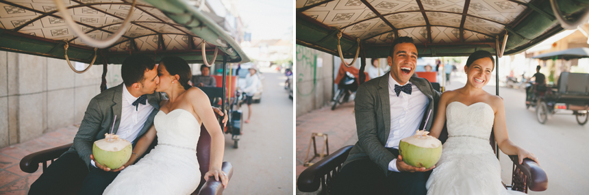Siem Reap Destination Wedding Photography
