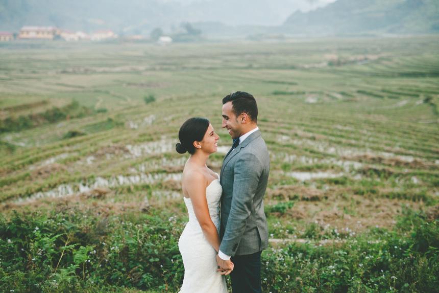 Sapa Destination Wedding Photography