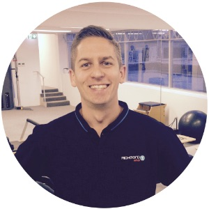 Luke Anthony - Passionate About ACL Injury Prevention, Musculoskeletal Injuries, Falls & Balance & Chronic Pain Complaints