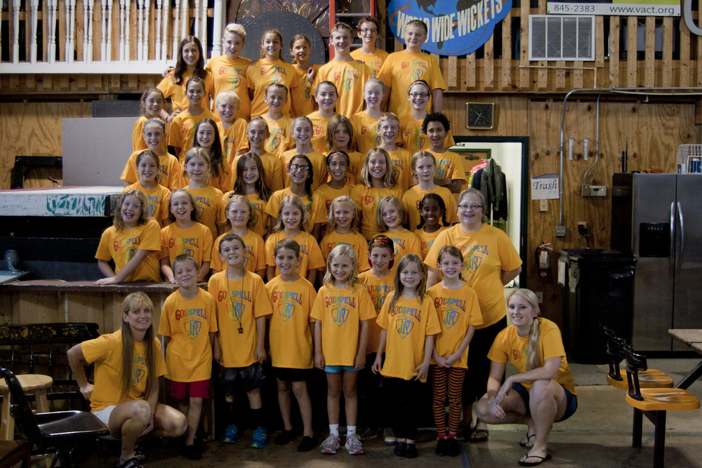 Godspell Jr. Camp 2015 (ALBUM)