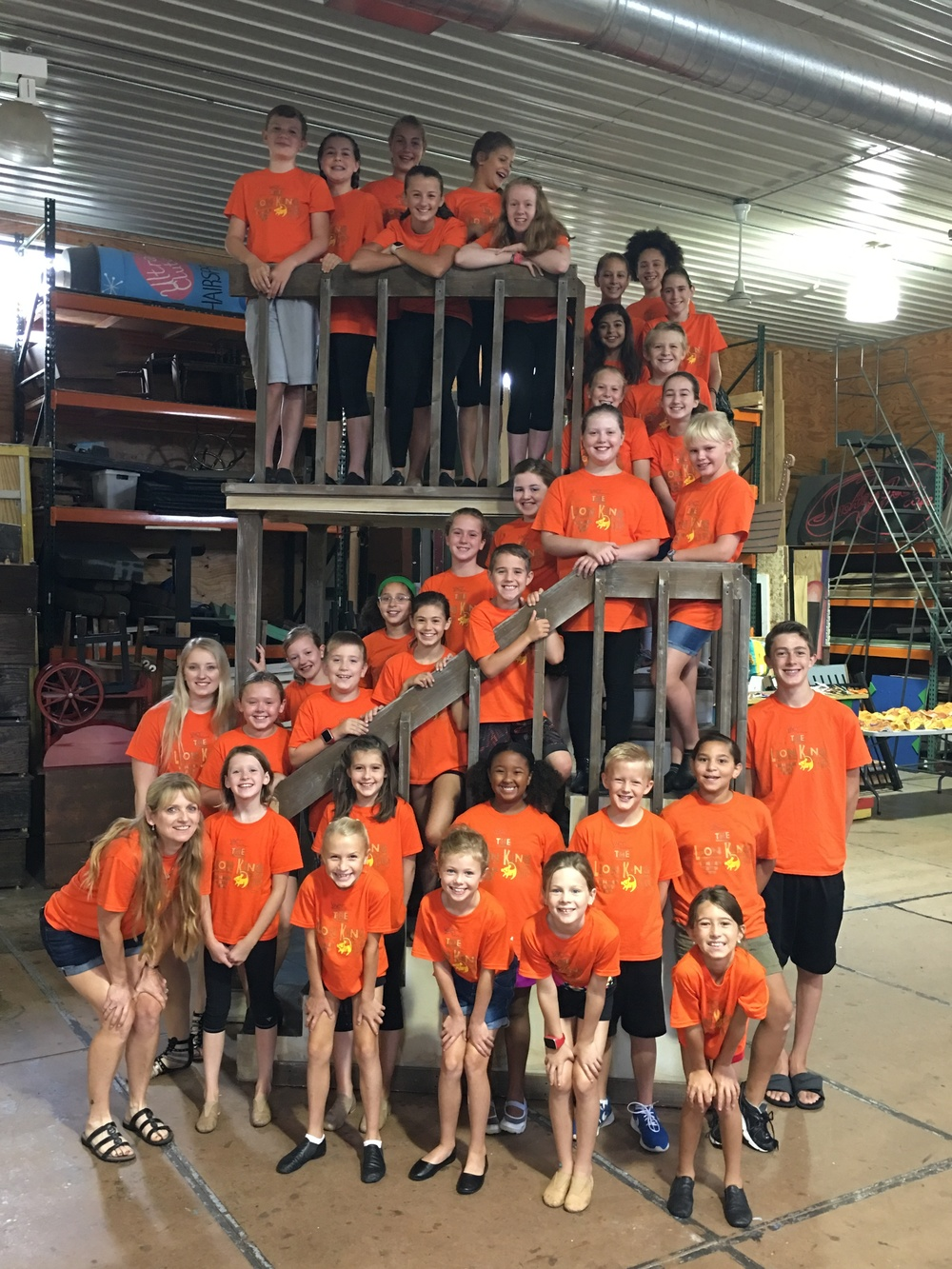 Camp Lion King Jr. 2016 (ALBUM)