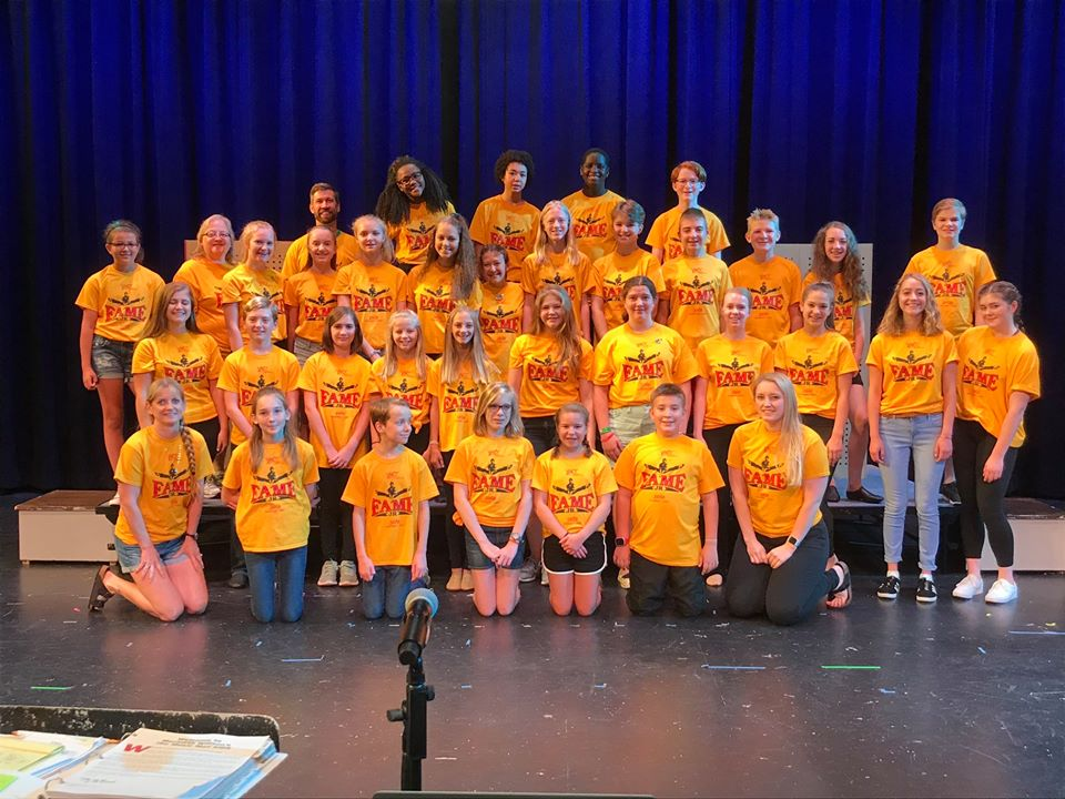 Camp The Music Man KID/Fame Jr. 2018 (Album)