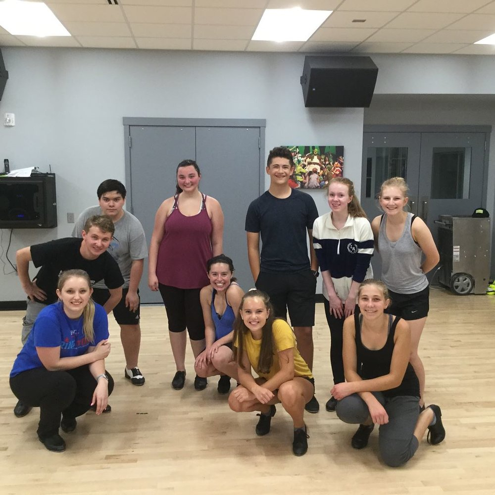 Newsies Prep Classes (Album)