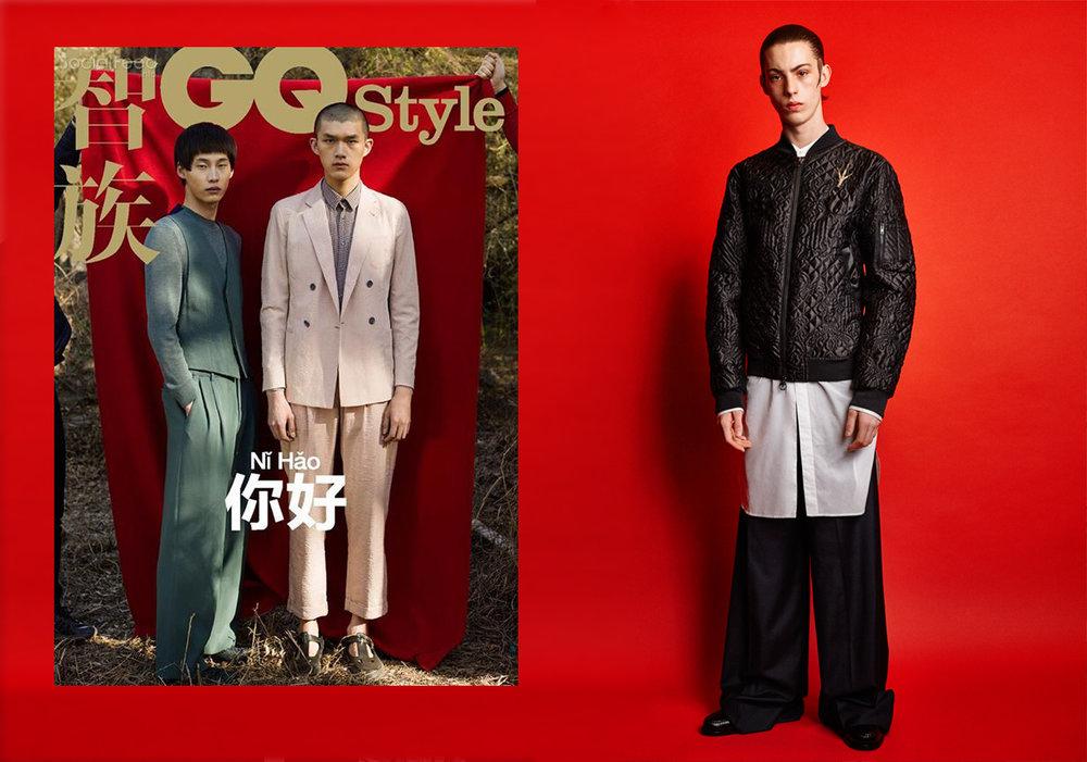 GQ STYLE CHINA