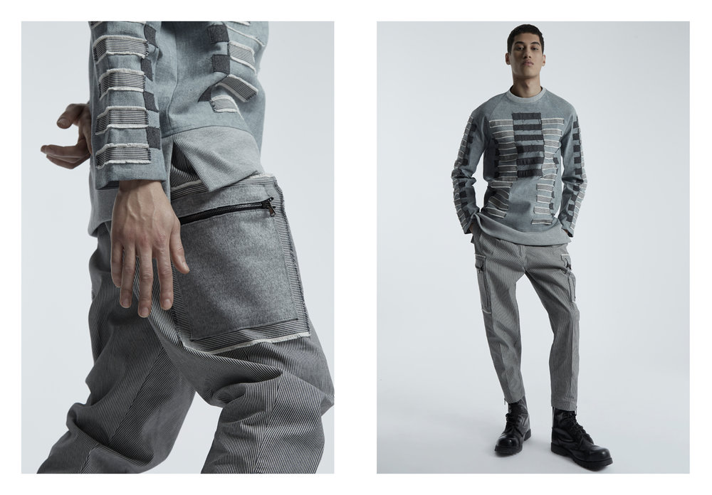BODYBOUND LONDON MENSWEAR