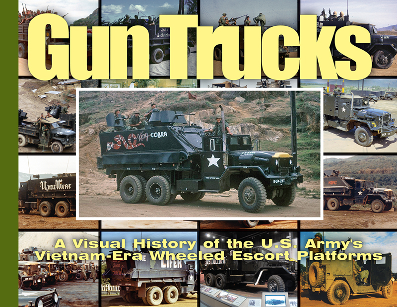 The best book on Gun Trucks ever at an unbeatable price!