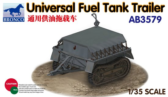 BOM03579,   Universal Fuel Tank Trailer