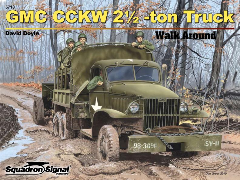 Chevrolet G 506 Cckw Dukw M37 Wc 51 Sherman David Doyle Books