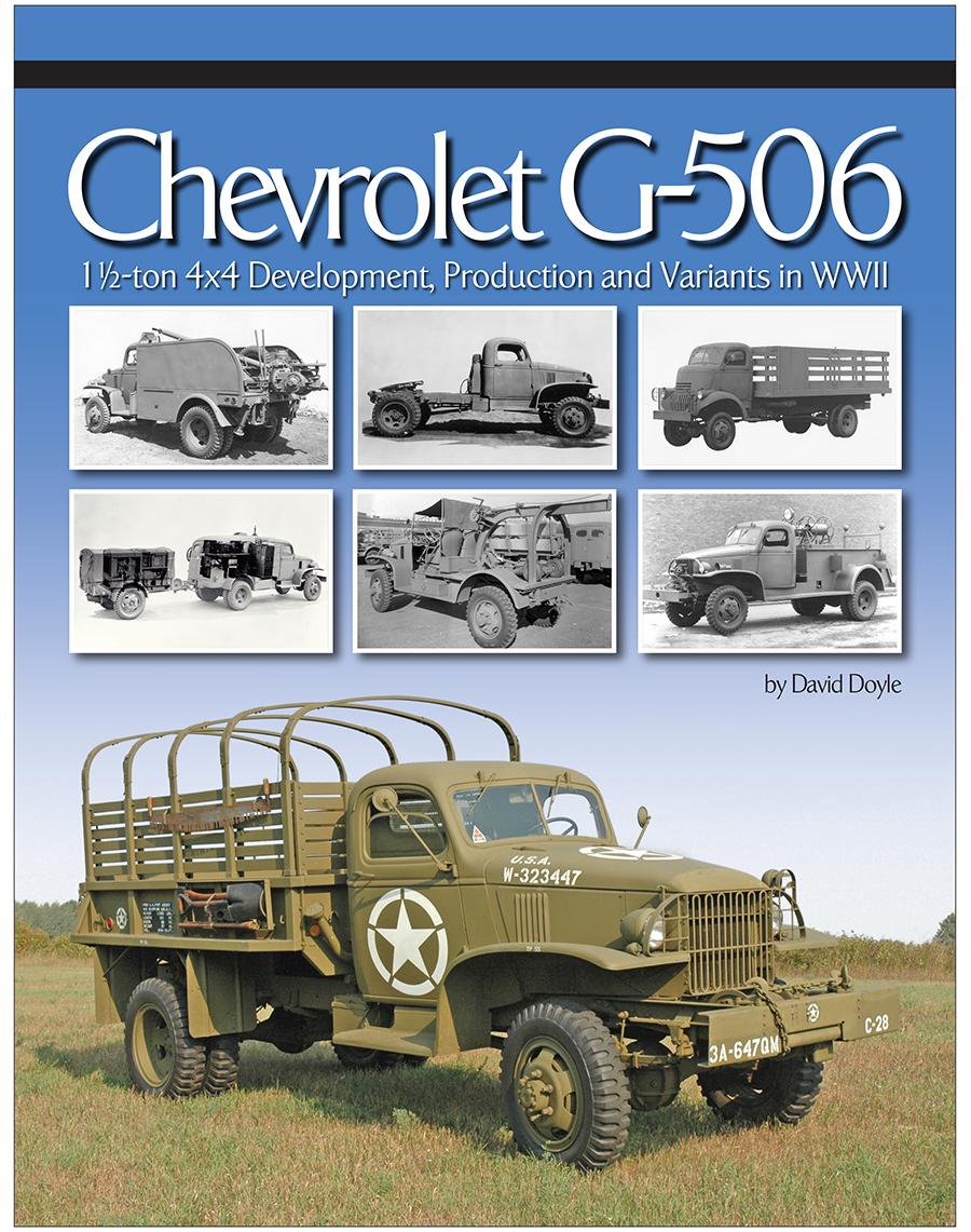 WWII Chevrolet 4x4 in U S  Service — David Doyle Books