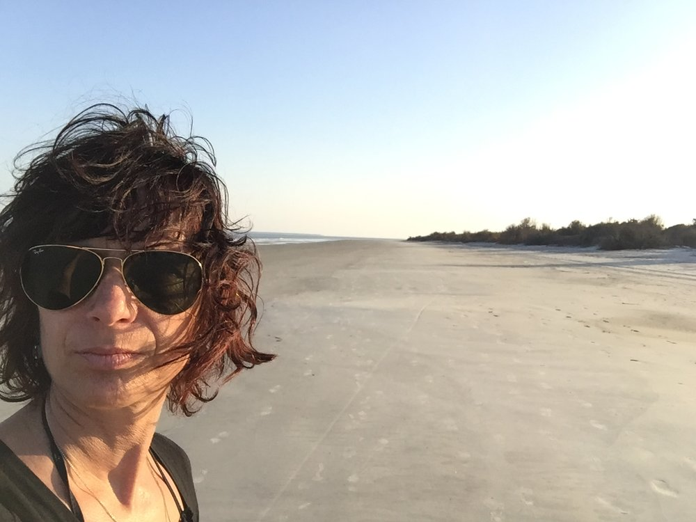 March 21, Jekyll Island, GA. Spring equinox at my favorite ocean.