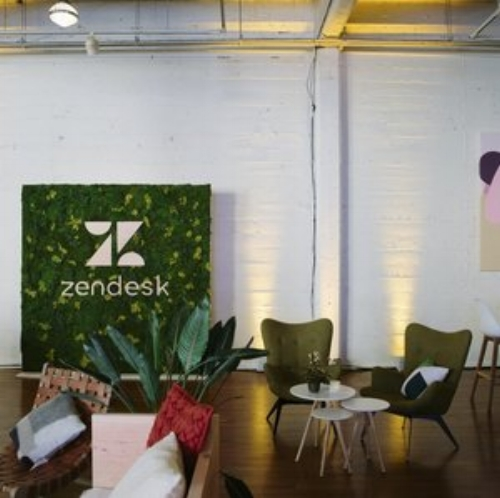 Zendesk Rebranding Launch - San Francisco