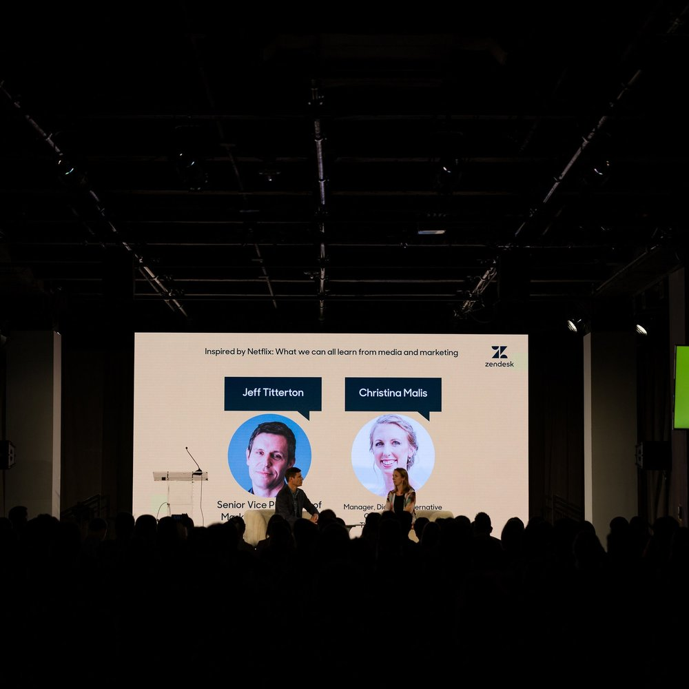 Zendesk Future of Customer Experience Conference  - NYC, Dallas, Chicago