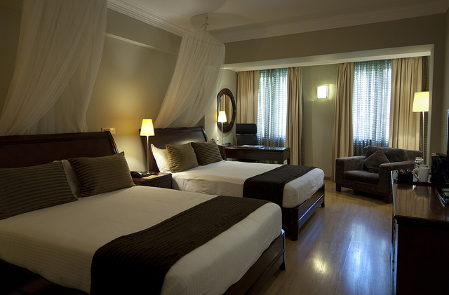 Arusha Hotel Tanzania Annular Eclipse Accommodation