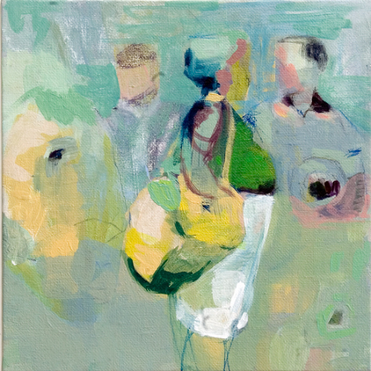 """Josias Sharf, """"Gente De Berlim"""", 2011"""