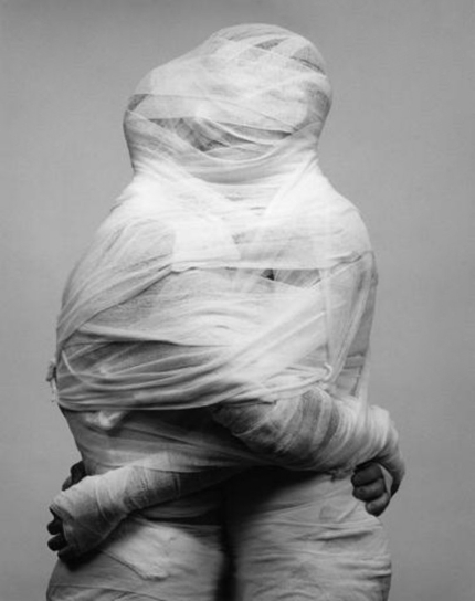 Robert Mapplethorpe; 'White Gauze', 1984
