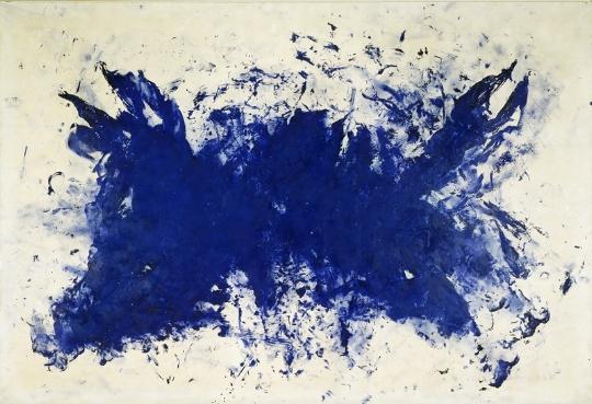 Yves Klein; Ant 76; 1960