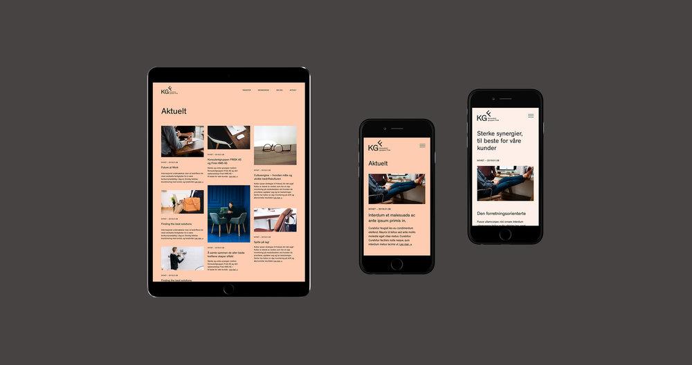 → Website: News-page