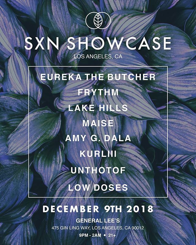 Playing some music tomorrow with the @soulfulxnature family. Come through for some heat