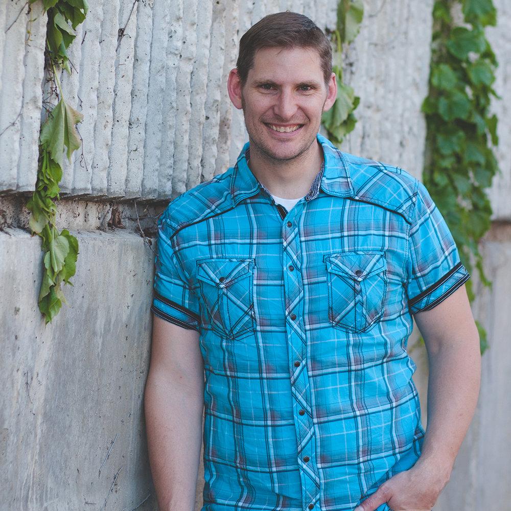 Steve Deedrick - Senior Pastor CONTACT STEVE