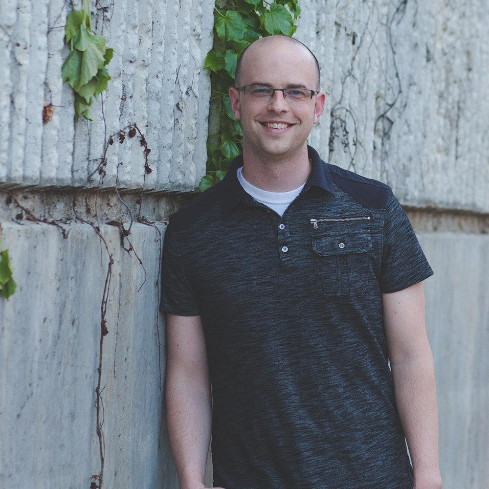 Chris Persons - Discipleship Pastor CONTACT CHRIS