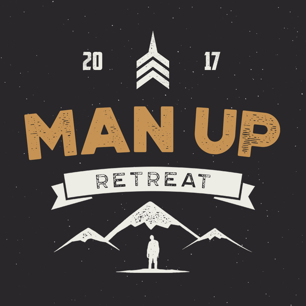 MAN UP & PURSUE - September 29 - 30 @ Ironwood Springs Christian Ranch