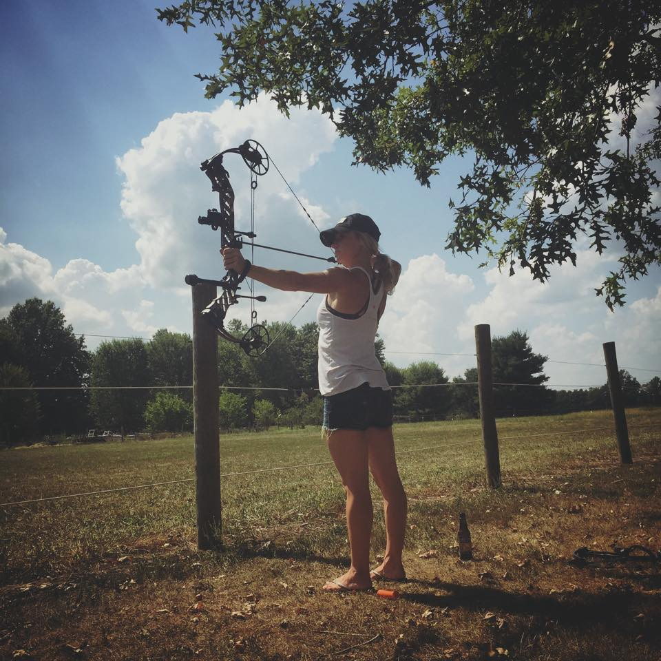 Archery shooting for Women Workouts.jpg