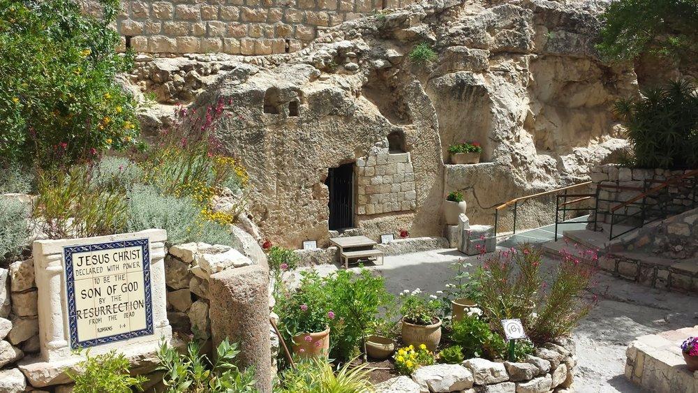 The Garden Tomb of Jesus Christ