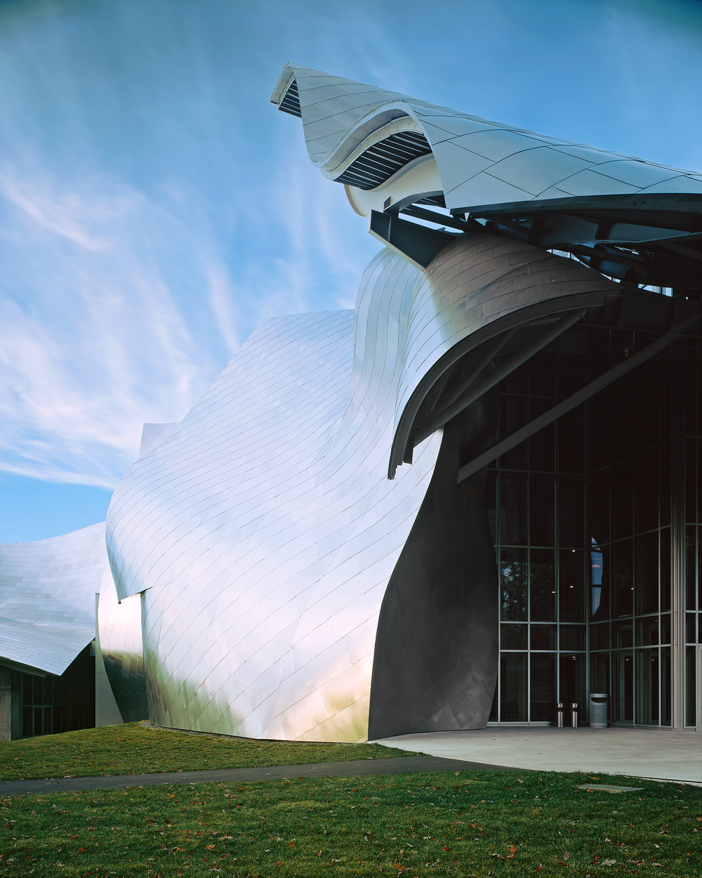 Sosnoff Theater  Gehry Partners