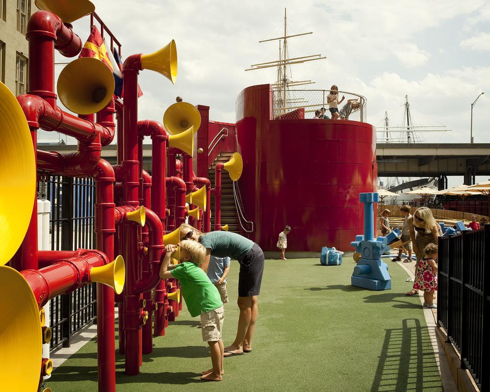 Imagination Playground  Rockwell Group