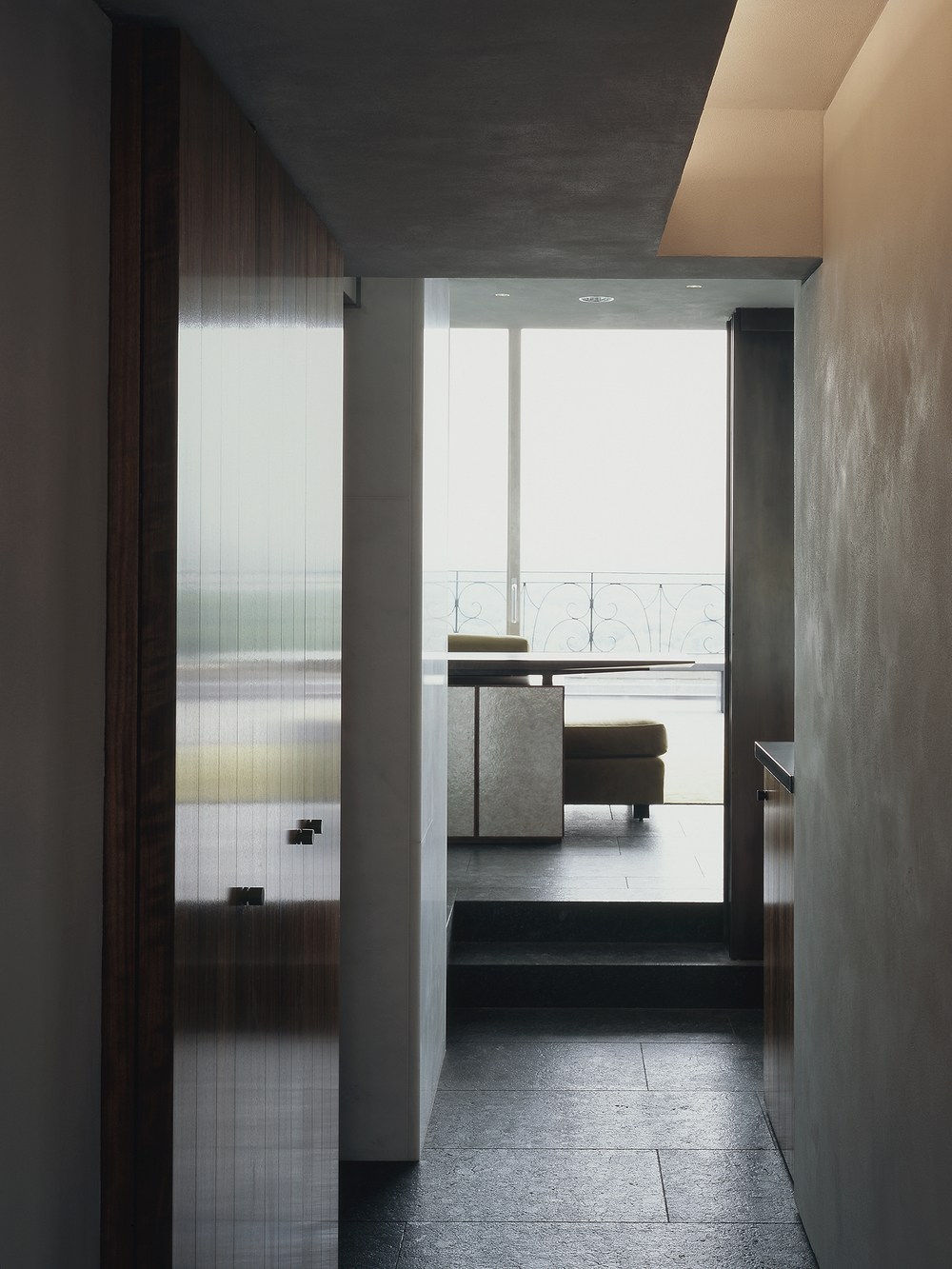 Central Park Residence  Tod Williams Billie Tsien Architecture