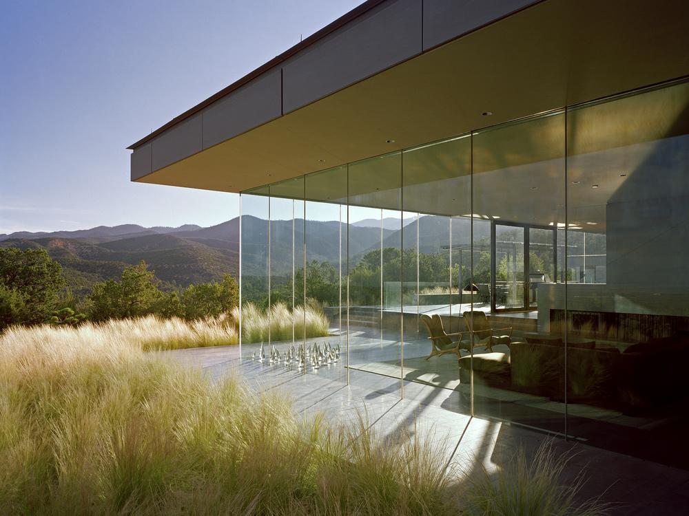 Santa Fe Residence  Ohlhausen DuBois Architects
