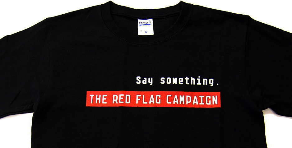 Red Flag Campaign T-shirt
