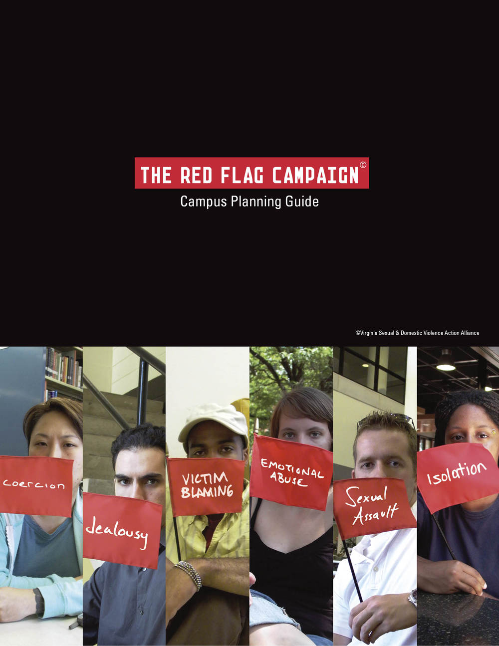 Red Flag Campaign: Campus Planning Guide