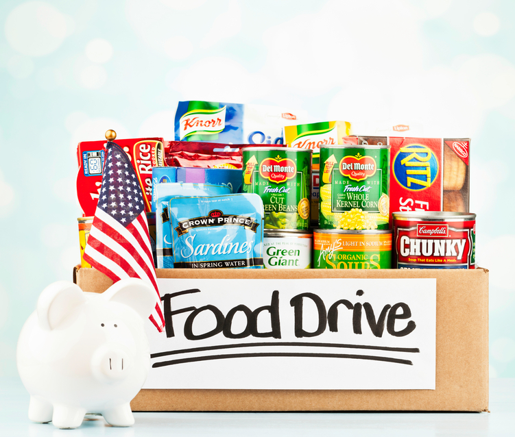NH Food bank Canned Food Drive Month of July  - Canned Food Drive Throughout the month of July, we will be collecting canned fruit to benefit the New Hampshire Food Bank. They can touch hundreds of families in Manchester with what you donate. Let's make a difference together!See Peg Stoodley for more information. info@LivingHopeNH.org