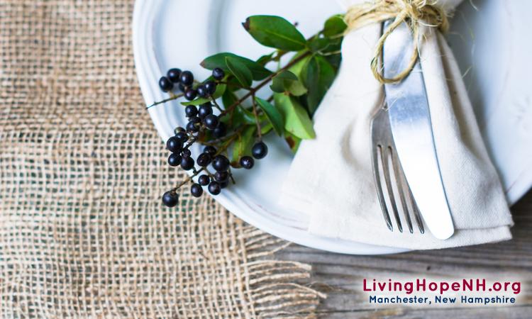 Living Hope Church CareNet Banquet