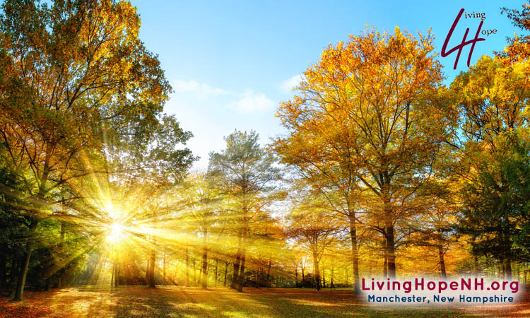 Fall in NH Living Hope Church New Hampshire NH