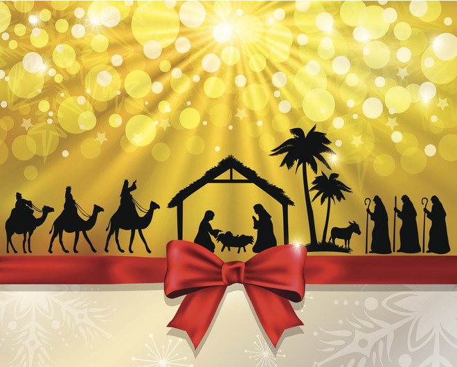 Merry Christmas from Living Hope Church in Manchester, NH