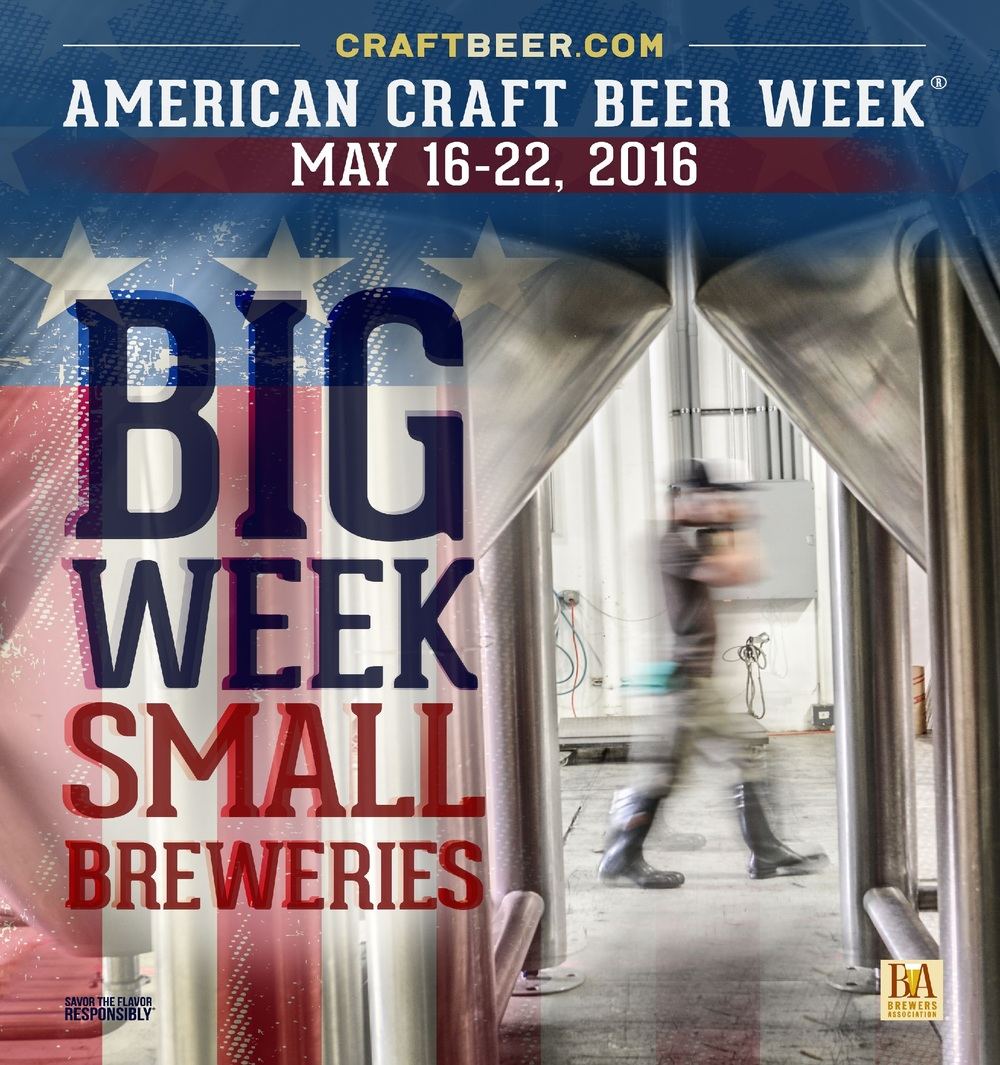 Help us celebrate Craft Beer Week. Everyday of the week has its own theme at Decatur Brew Works. We've got Big Beer Night w/Celebrity Bartender, IPA Night, Running for Beer...the list goes on!   Also, we will be giving away merchandise all week. Each PINT you buy gets you entered into a drawing for that night. We might have some really cool stuff to give out. We might.