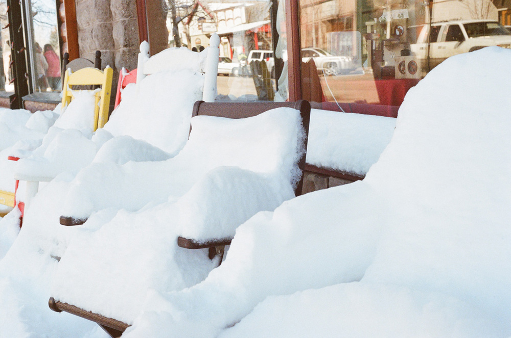 Snow a burden? We can help with that     Winter Packages