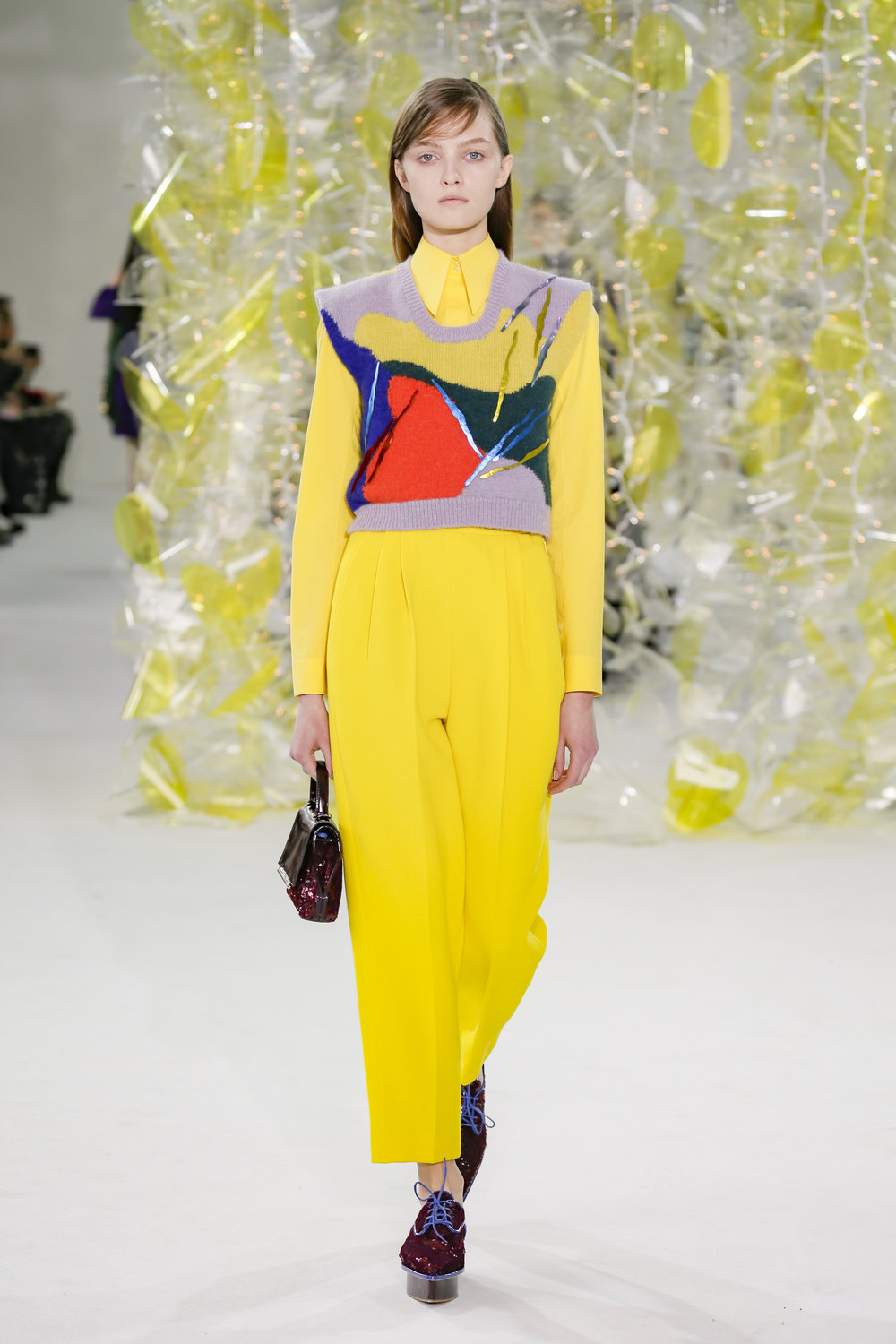 Delpozo's latest collection by Josep Font.