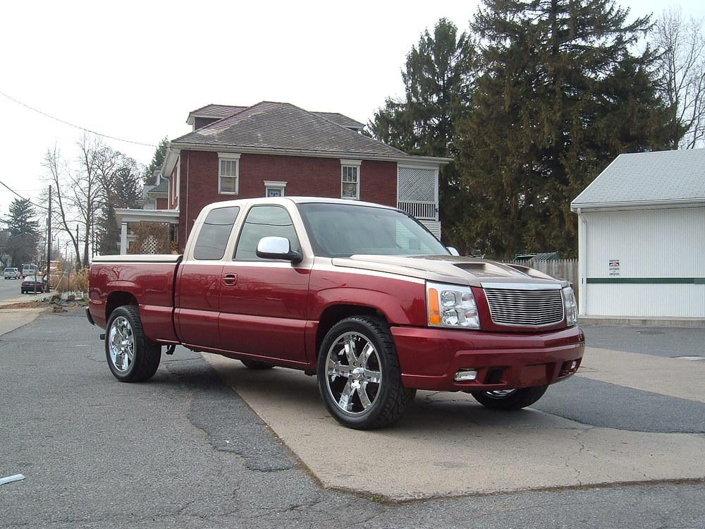 2001 Cadillac Pick Up Conversion Carlisle Customs Classics