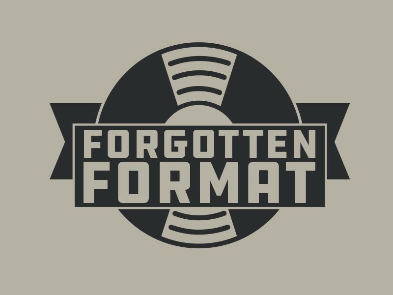 Forgotten Format Records Logo
