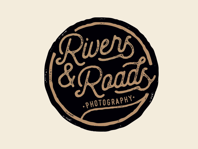 Rivers And Roads Branding