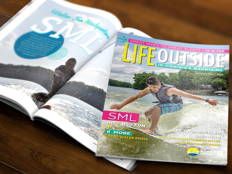Life Outside Magazine - Summer 2017