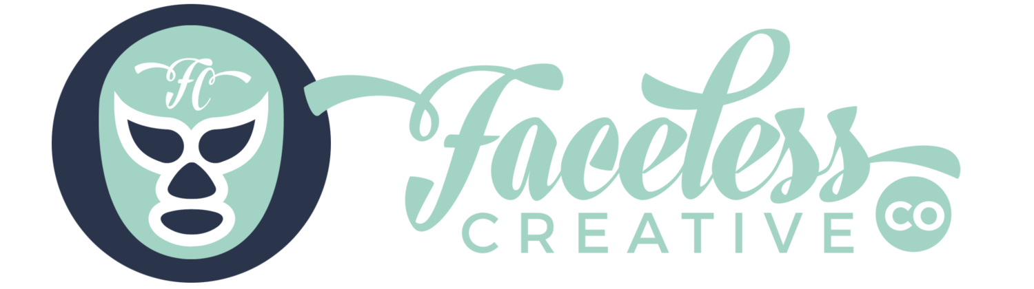 Faceless Creative Co. | Seattle Washington Graphic Design