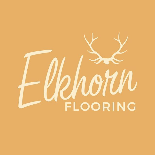 Put together this logo for Elkhorn Flooring from the Cache Valley in Utah back in July. Need a logo for your business or project? Contact Faceless Creative today!