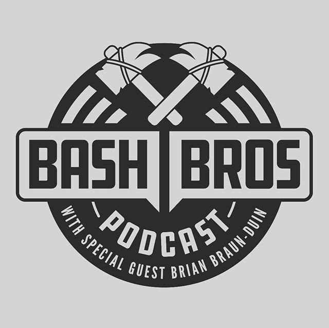 Another podcast logo. This time for a new podcast featuring THE BEST Magic The Gathering players in the world. Thanks to @fffreakmtg for trusting me to make this logo for #bashbrospodcast