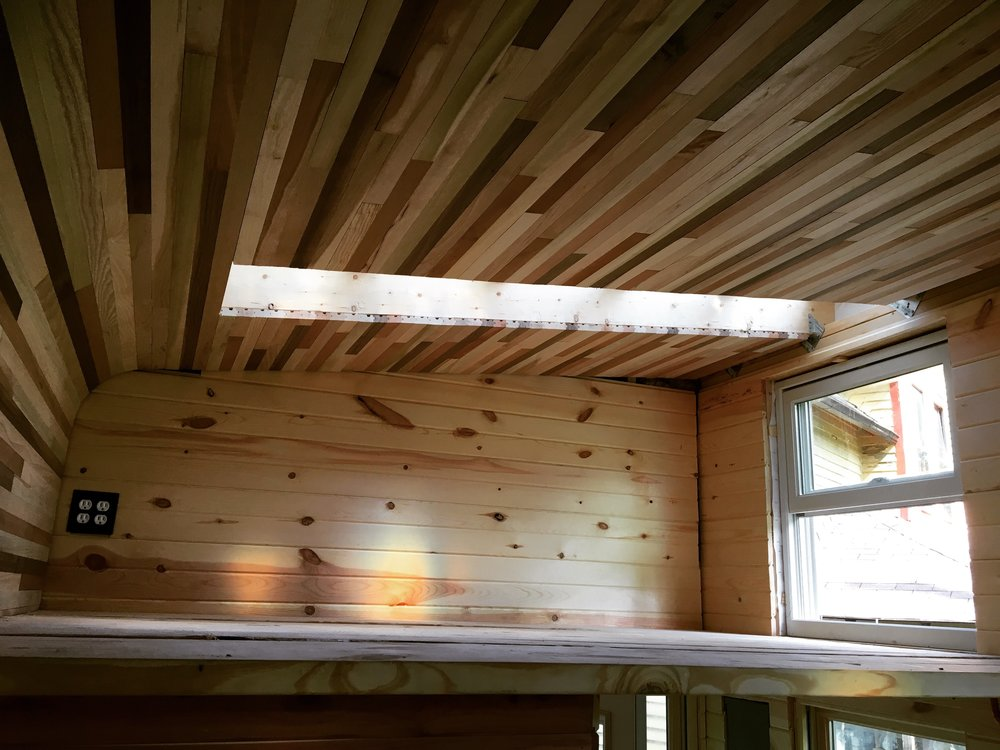 Rosie's light-filled loft